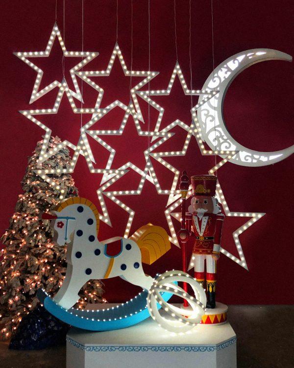 Щелкунчик и звезды